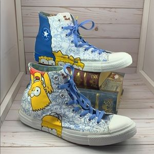 Converse All Star Chuck Taylor Simpson shoes